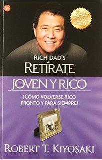 Book Cover: Retírate Joven y Rico