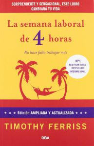 Book Cover: La Semana Laboral de 4 Horas