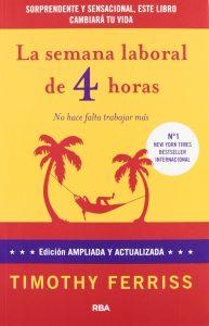 Book Cover: La Semana Laboral de 4 Horas