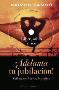 Book Cover: Adelanta tu Jubilación