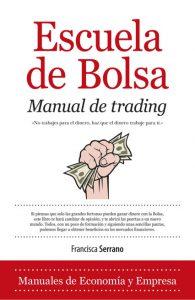 Book Cover: Escuela de bolsa. Manual de trading