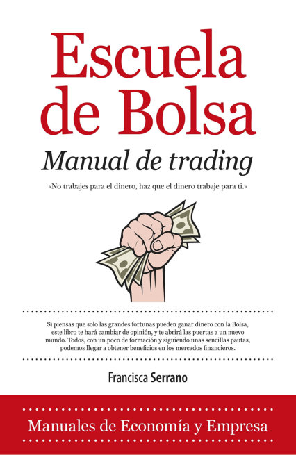 Book Cover: Escuela de bolsa. Manual de trading