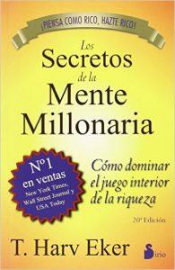 Book Cover: Los Secretos de la Mente Millonaria