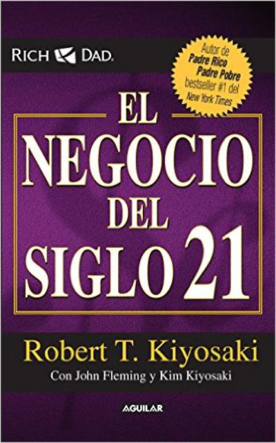 Book Cover: El negocio del siglo 21