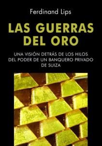 Book Cover: Las Guerras del Oro
