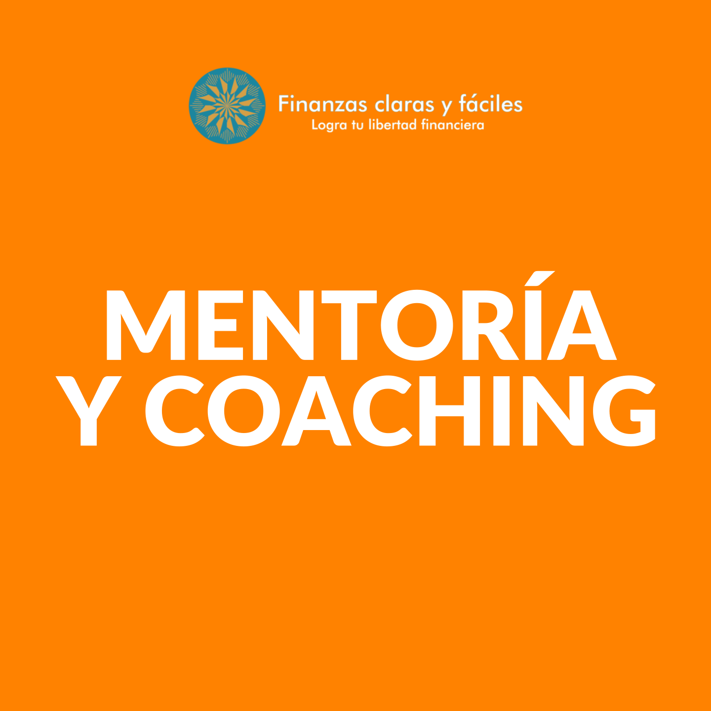 Mentoría y Coaching