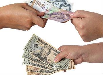 Cambio De Divisas Y Monedas