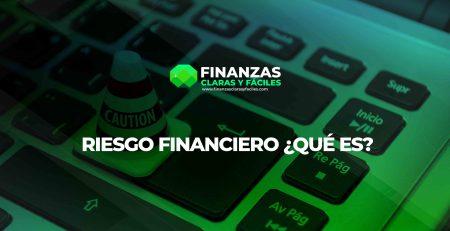 Resumen de riesgo financiero