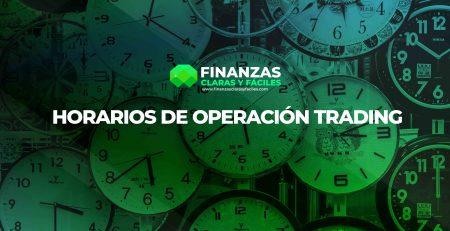 horarios de operacion trading
