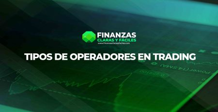 Tipos de operadores en trading